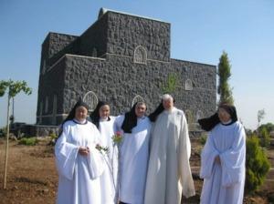 Trappist-nuns-monastary