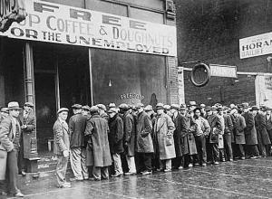 depression unemployment