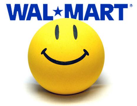 Walmart Smiley