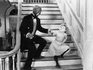 Shirley and Bojangles