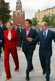 Putin and Paul