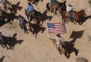 Cattle Ranchers in Nevada