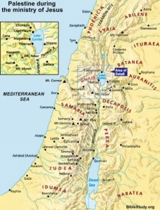 land-of-palestine-in-new-testament-times