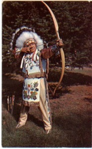 Bow and Arrow-Native American